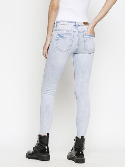 Product Image for Amelia Bromo Acid Skinny Jeans