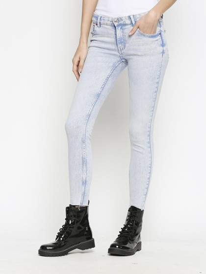 Product Image for Amelia Bromo Acid Skinny Jeans