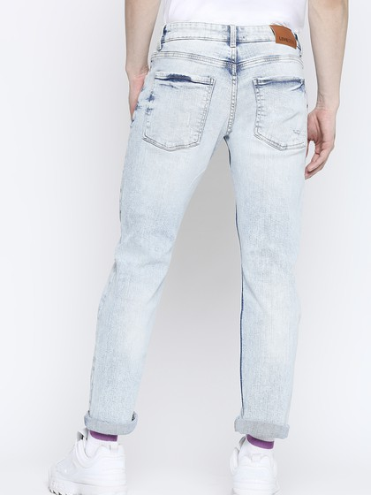 Product Image for Arnold Acid Blue Slim Jeans