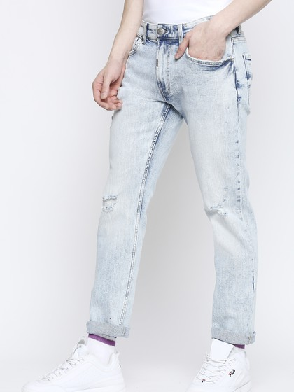 Product Image for Arnold Acid Blue Slim Jeans