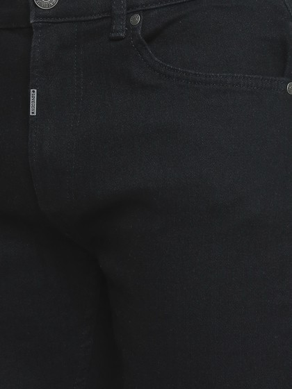 Product Image for Arnold Black Slim Kneecut Jeans