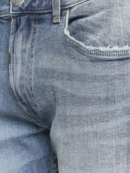 Product Image for Arnold Light Vintage Blue Slim Jeans