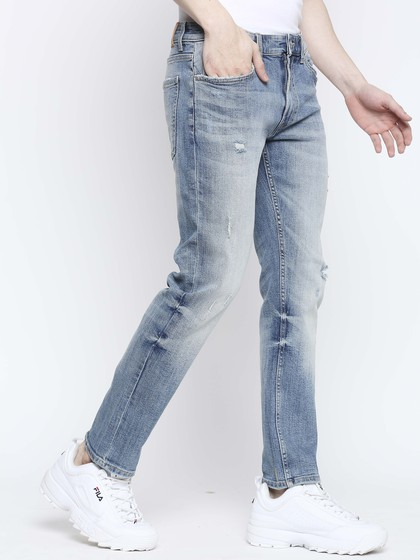Product Image for Arnold Light Vintage Blue Slim Jeans