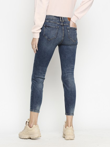 Product Image for Berne Dark Blue Skinny Jeans