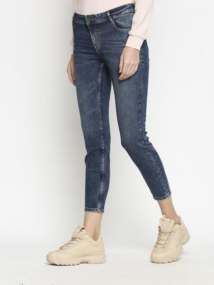 Product Image for Berne Dark Blue Skinny Jeans