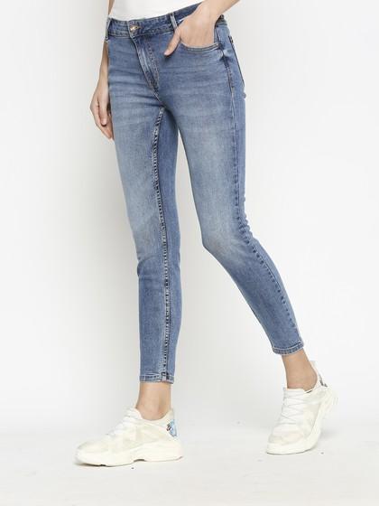 Product Image for Berne Light Blue Skinny Jeans