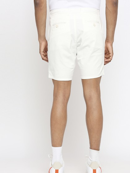 Product Image for Cage White Chino Shorts