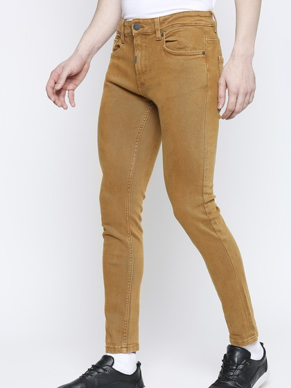 Product Image for Cruz Khaki Color Skinny Jeans