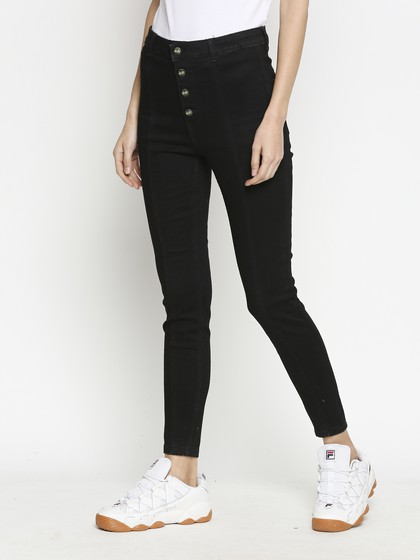 Product Image for Florence Black Tube Jeans