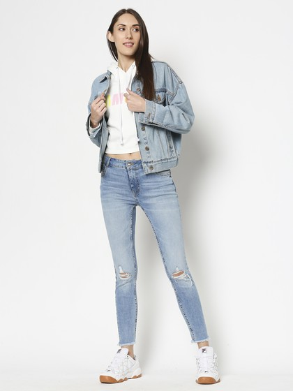 Product Image for Lagos Light Blue Skinny Jeans