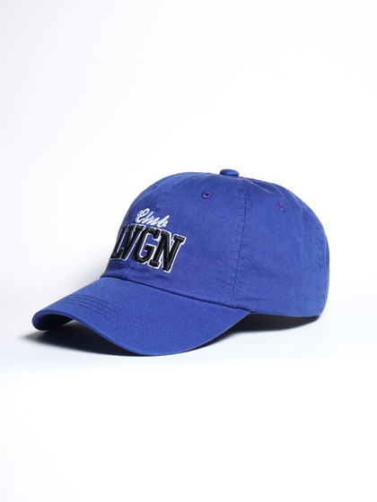Product Image for LoveGen Unisex Blue Mark Embroidered Cap With Visor