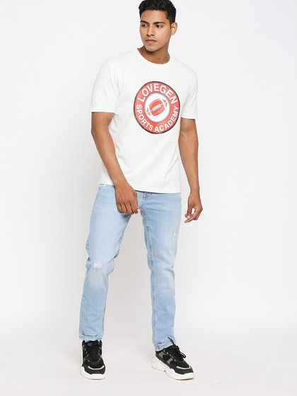 Product Image for Willis Light Blue Slim Straight Fit Jeans